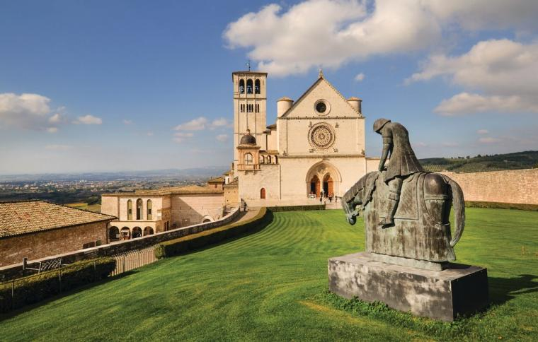 Attraktioner i Assisi