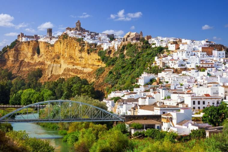 Feriehuse i Andalusien